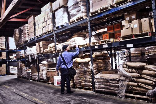 IPM in warehouse