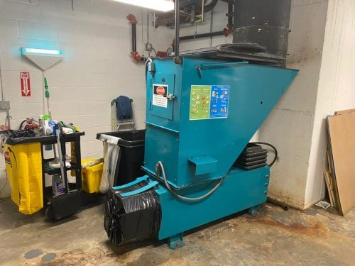 compactor chute treatment nyc